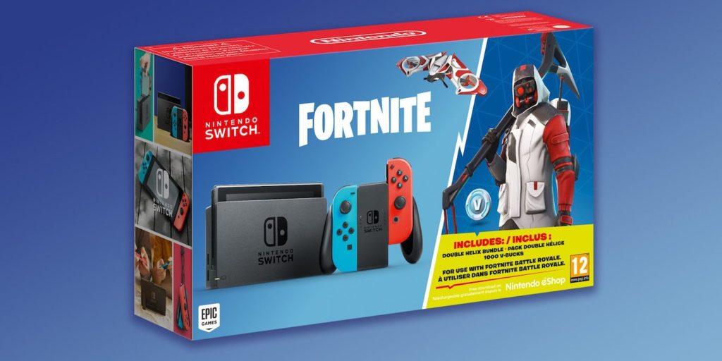 Pack Nintendo Switch Fortnite 1024x512