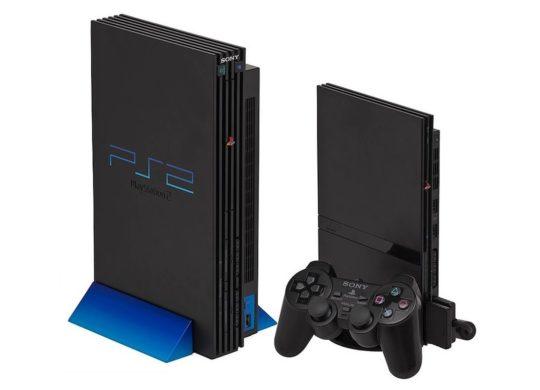 PlayStation 2 vs PlayStation 2 Slim