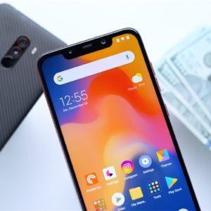 Image article Xiaomi se sépare de POCO (smartphone POCO F1)