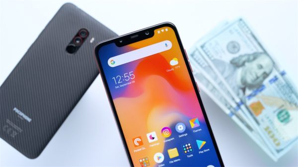 Pocophone F1 Avant Arriere 600x337
