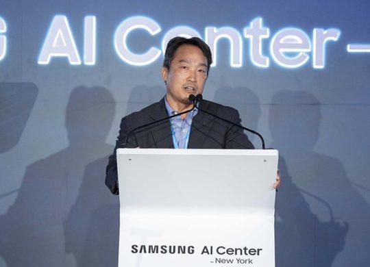 Samsung AI center New York