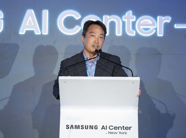 Samsung AI Center New York 600x446