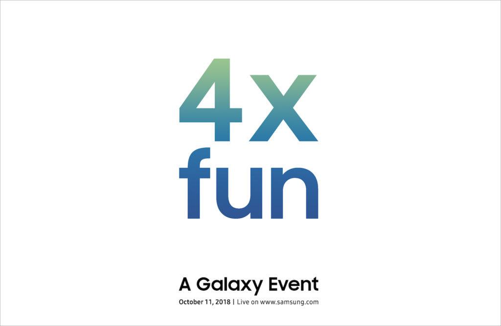 Samsung Invitation Conference 11 Octobre 2018 1024x667