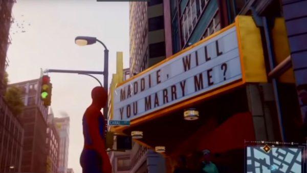 Spiderman Maddie 600x338