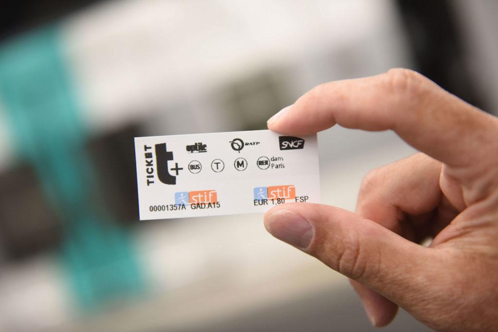 Ticket Metro RATP 1024x683