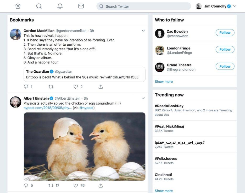 Twitter Nouvelle Interface Web 3 1024x808