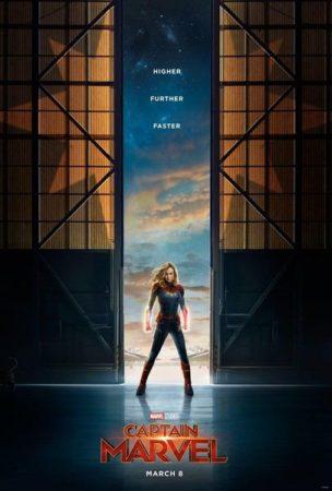Captain Marvel Poster 1134388 304x450
