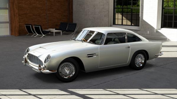 Forza Aston Martin Db5 600x338