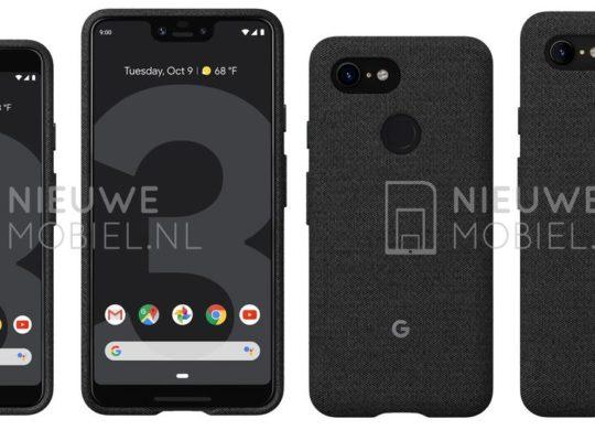google-pixel-3-official