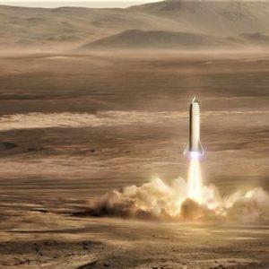 Image article Elon Musk estime que des humains fouleront le sol de Mars d'ici 6 ans à peine
