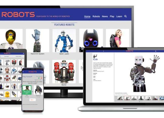 site robot