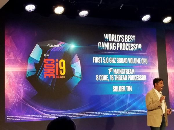 Core I9 Intel 600x450