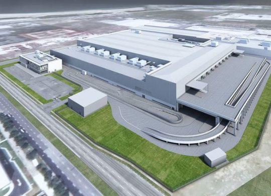 Dyson usine Singapour