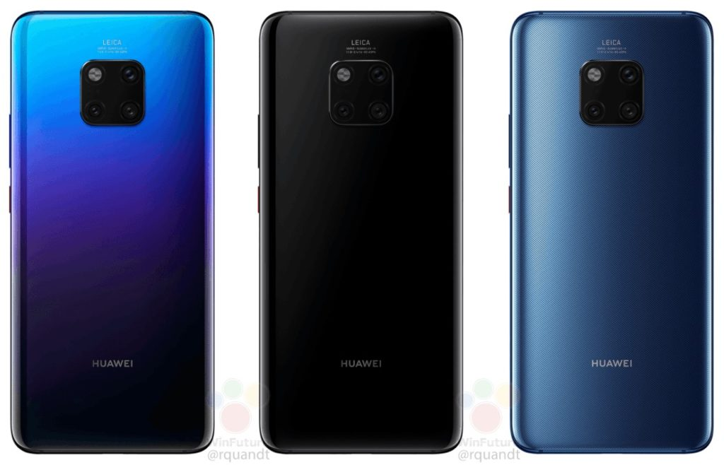 Fuite Huawei Mate Pro 20 2 1024x658