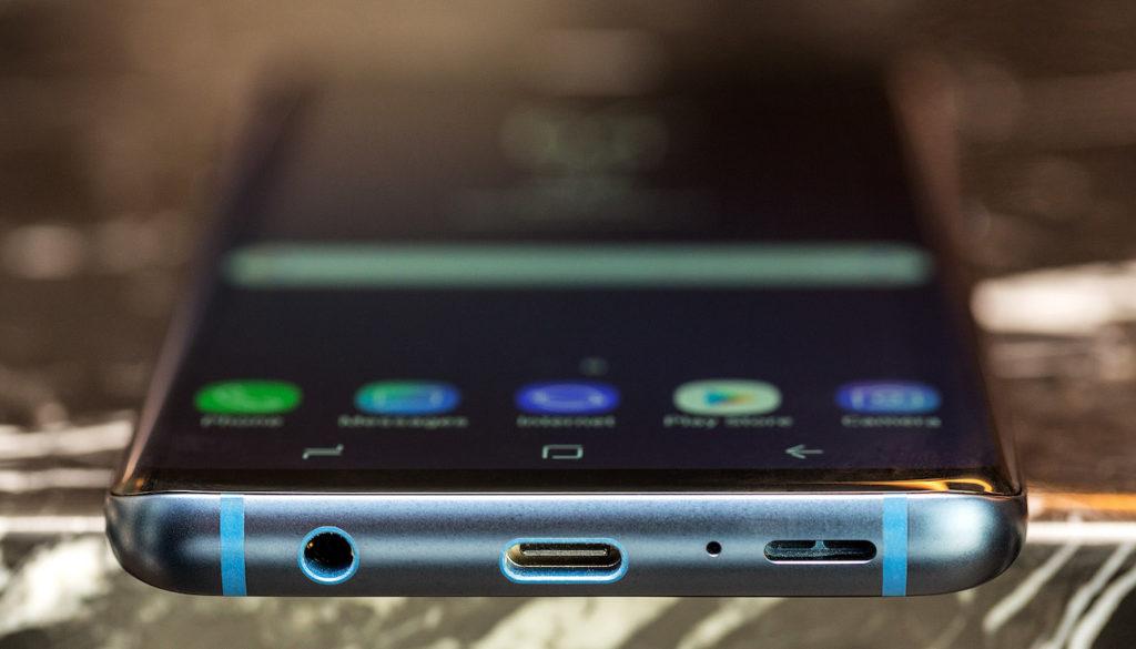 Galaxy S9 USB C Jack 1024x585