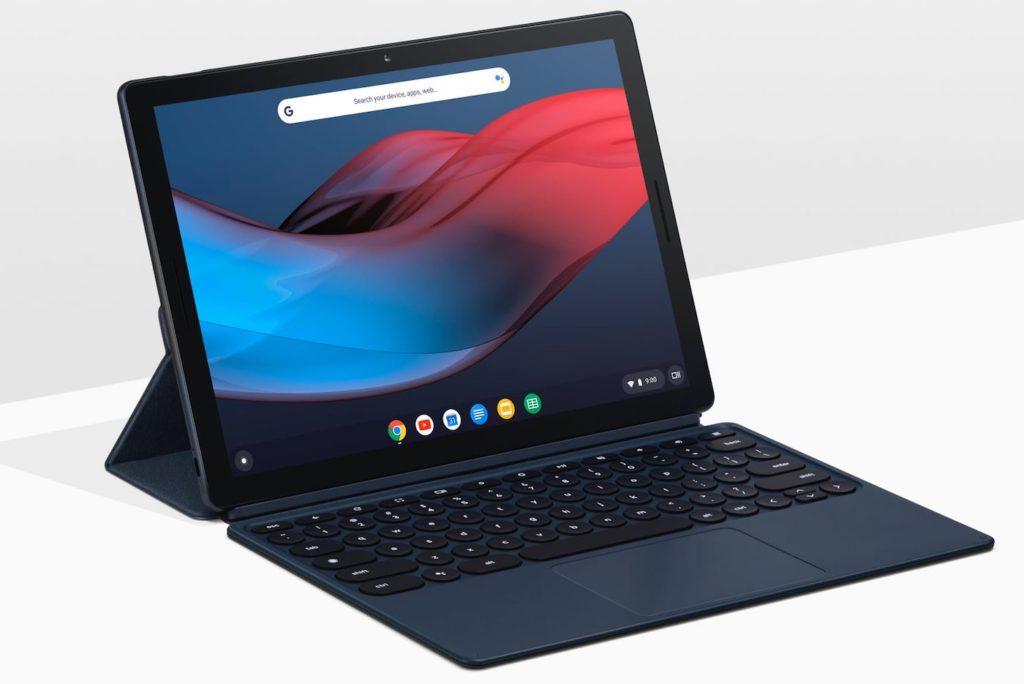 Google Présente Pixel Slate Une Nouvelle Tablette Avec