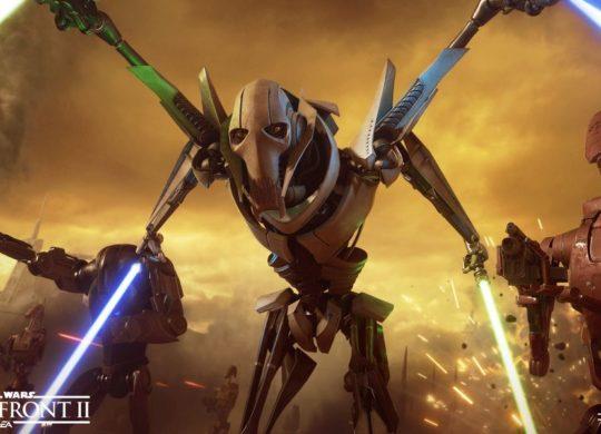 Grievous Star Wars