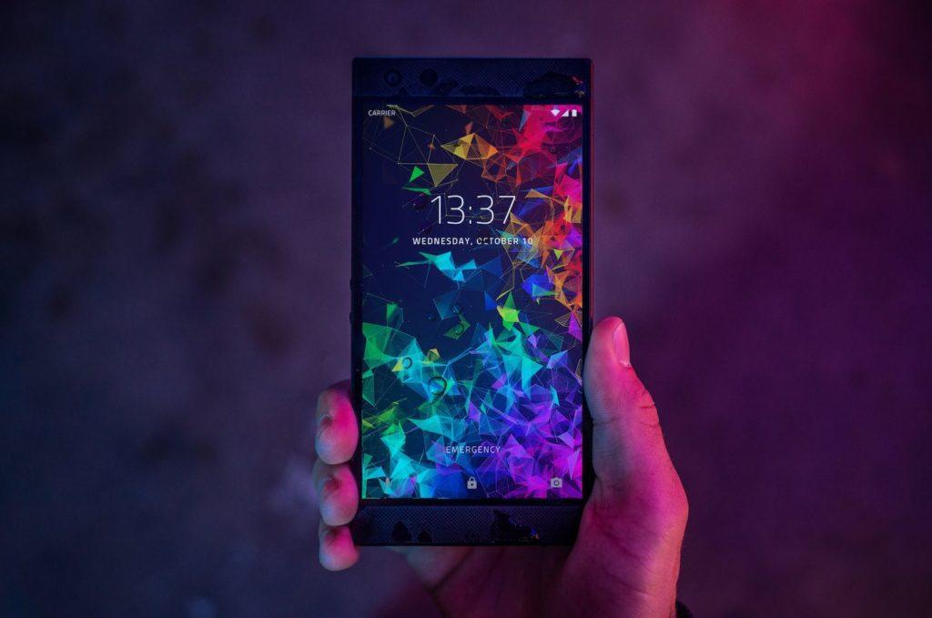 Razer Phone 2 Officiel Avant 1024x679