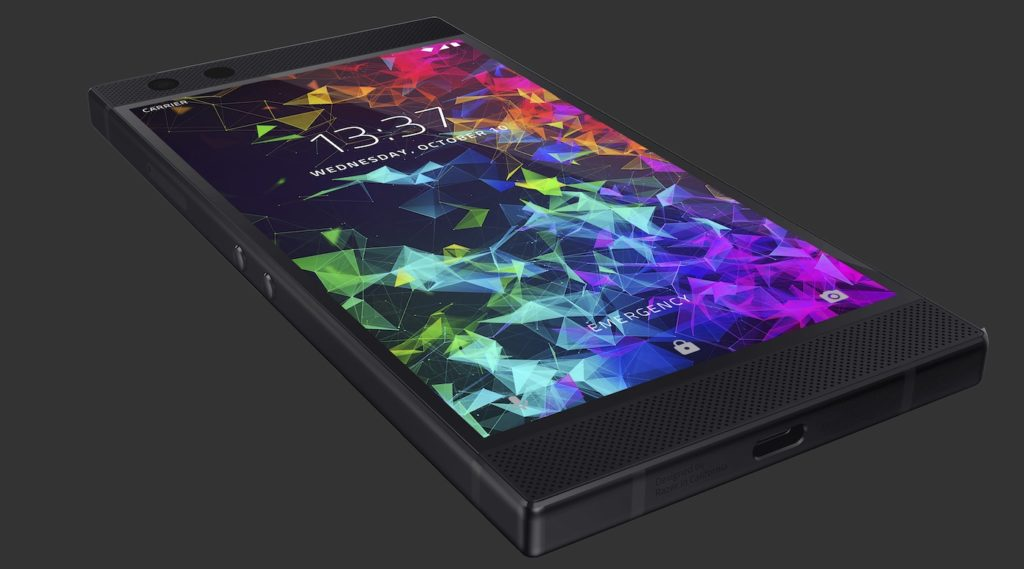Razer Phone 2 Officiel Avant Allonge 1024x569