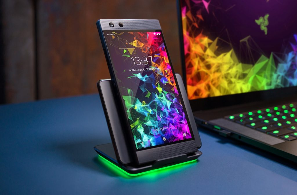 Razer Phone 2 Officiel Avant Stand 1024x674