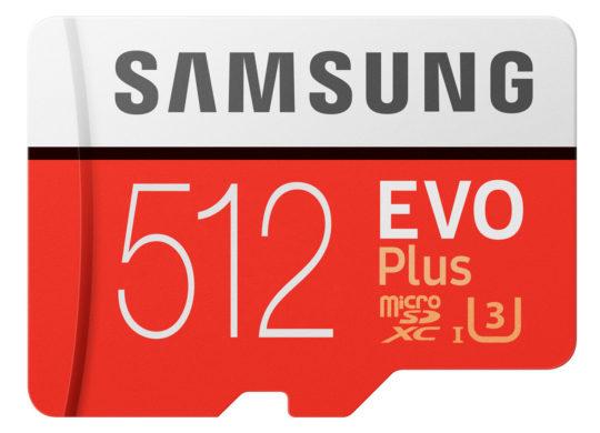 Samsung Carte microSD 512 Go