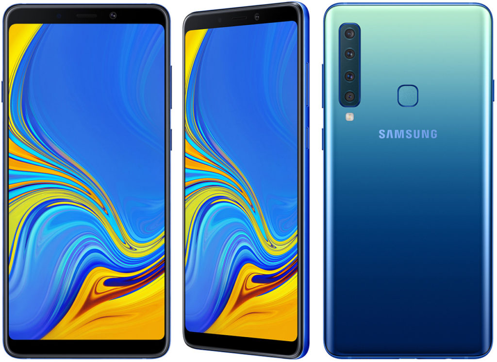 Samsung Galaxy A9 2018 Avant Arriere 1024x746