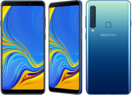 Samsung Galaxy A9 2018 Avant Arriere