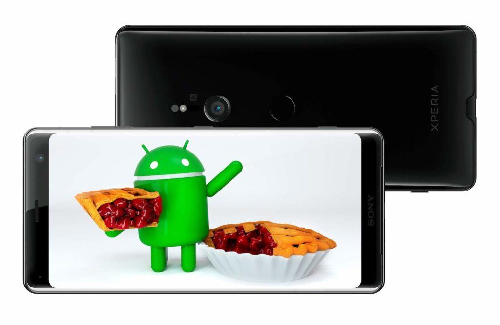 Sony Xperia XZ3 Android Pie 1024x667