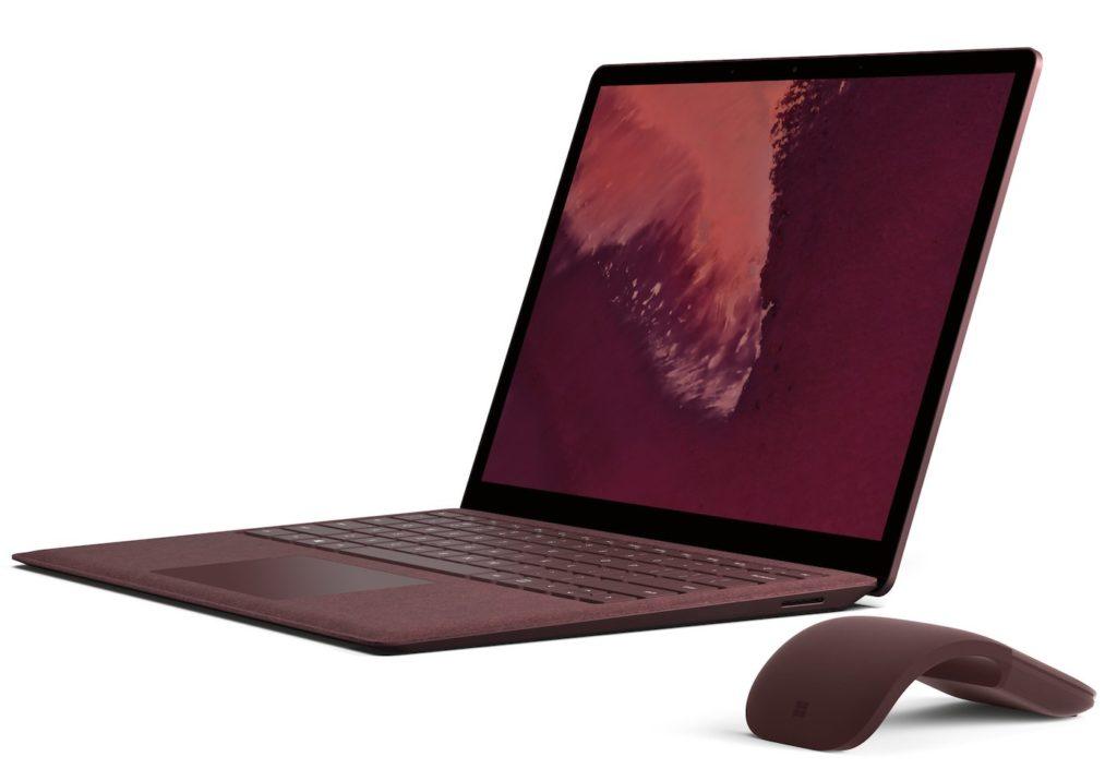 Surface Laptop 2 1024x705