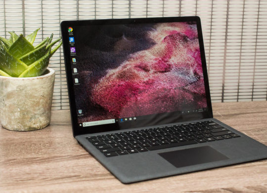 Surface Laptop 2 Windows 10