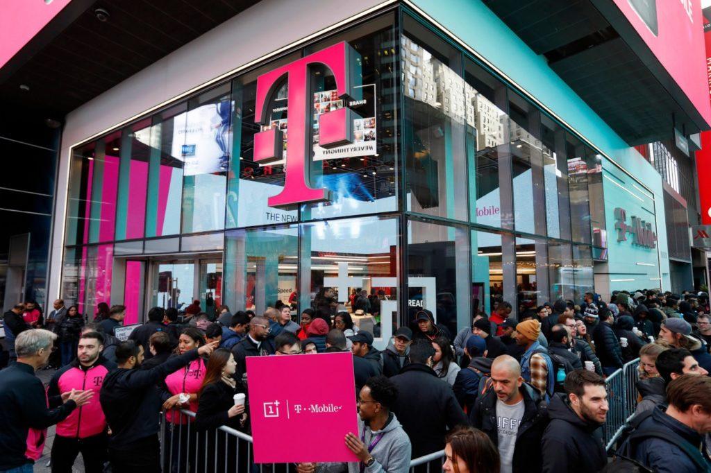 T-Mobile Boutique Time Square