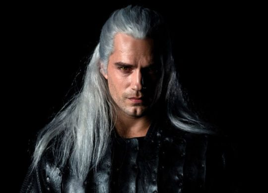 The Witcher Cavill