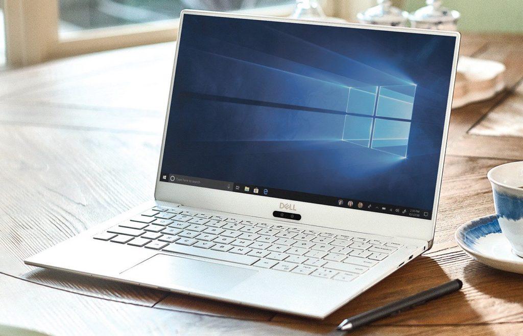 Windows 10 Ordinateur Portable Dell 1024x657