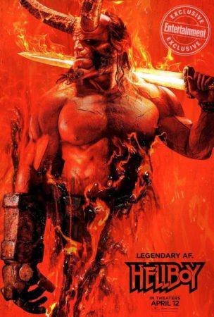 Hellboy Reboot Poster 304x450