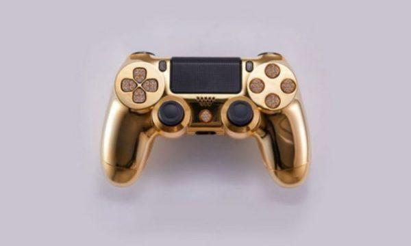 Manette PS4 14000 Dollars 600x360