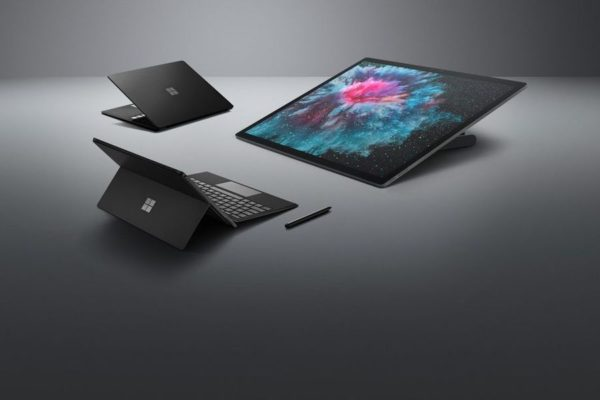 Surface Black 600x400