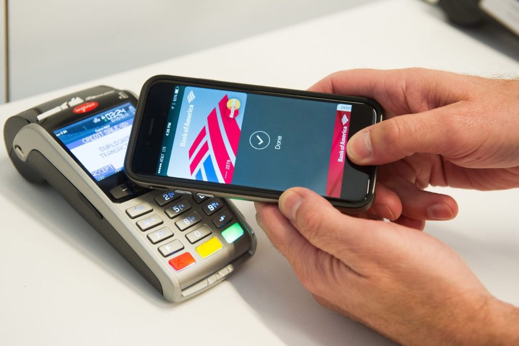 Apple Pay Bank Of America 1024x682