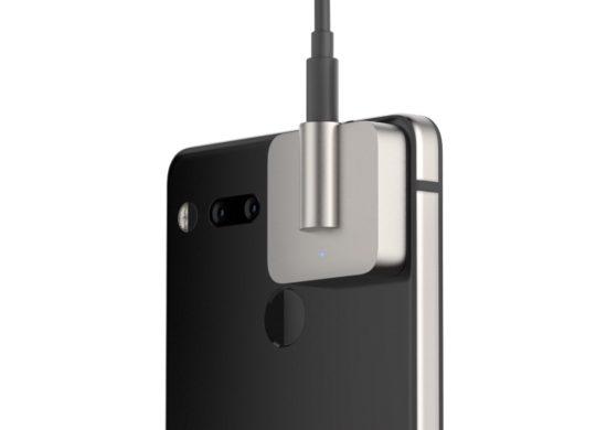 Essential Phone Accessoire Prise Jack