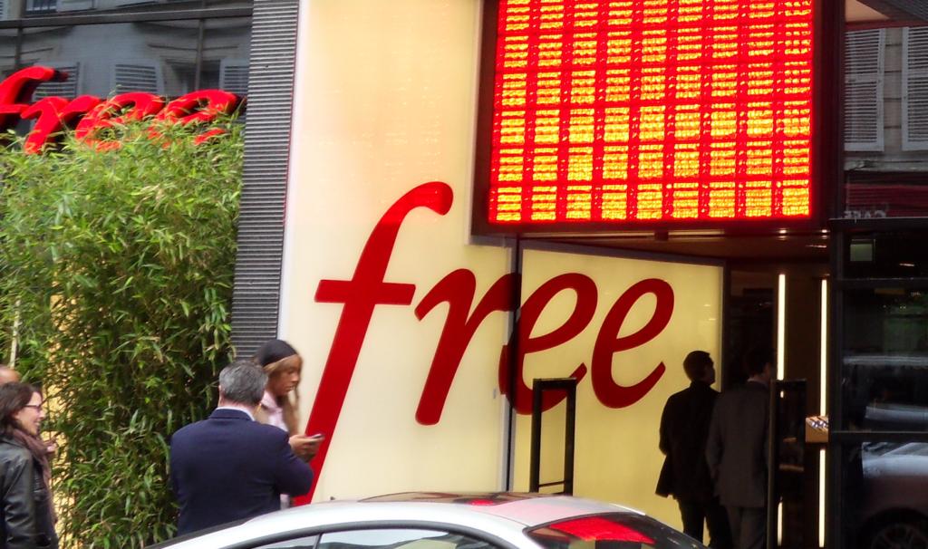 Free Mobile et Orange en itinérance jusqu'en 2022