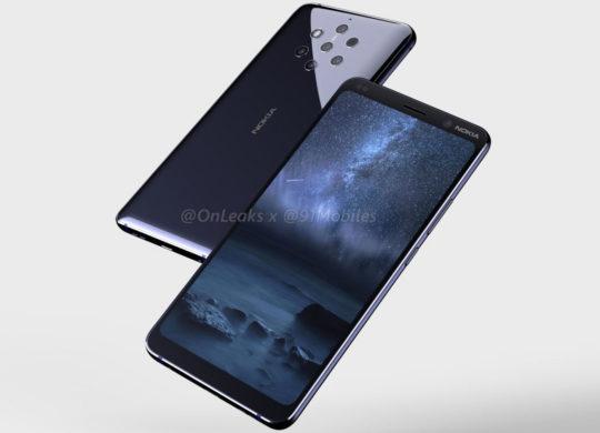 Fuite Nokia 9