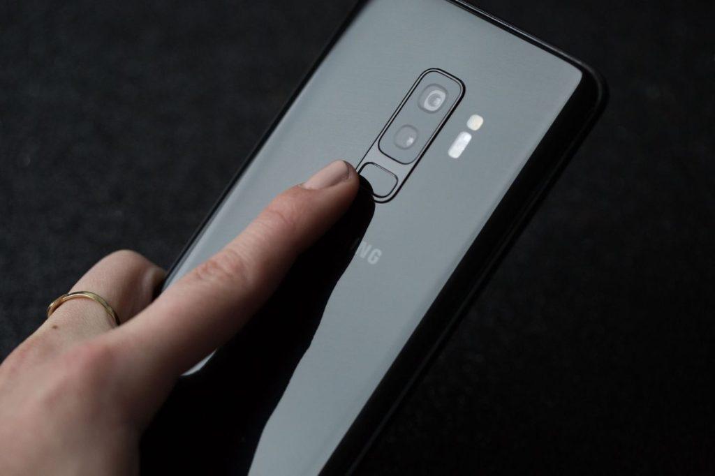 Galaxy S9 Plus Capteur Empreintes 1024x682