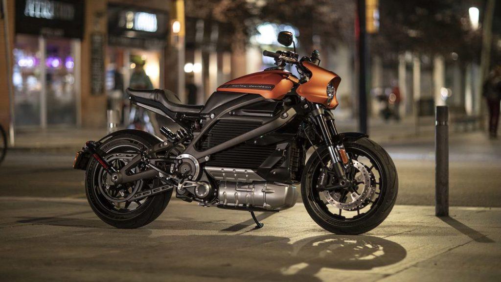 Harley Davidson Electrique 1024x576