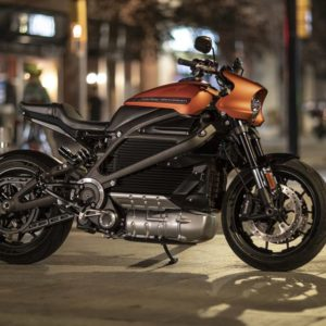 Image article Harley-Davidson reprend la production de motos électriques LiveWire