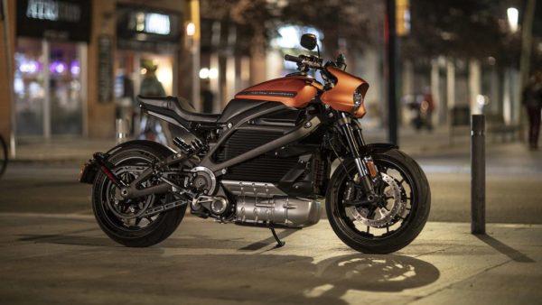 Harley Davidson Electrique 600x338