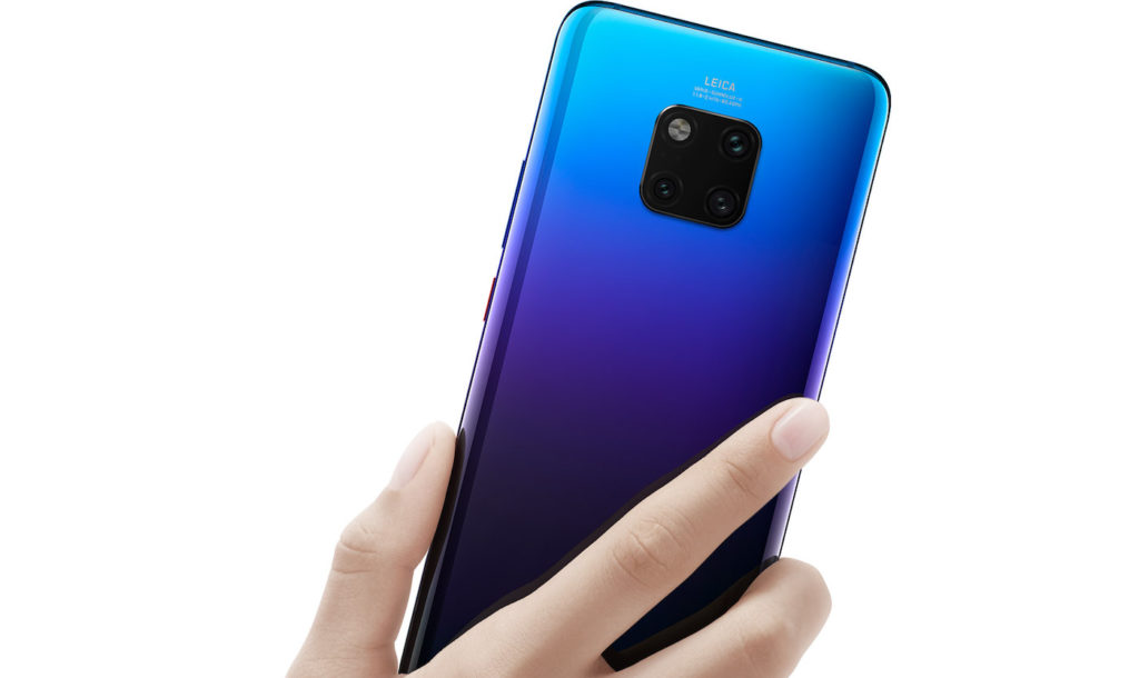 Huawei Mate 20 Pro Arriere Appreils Photo 1024x610