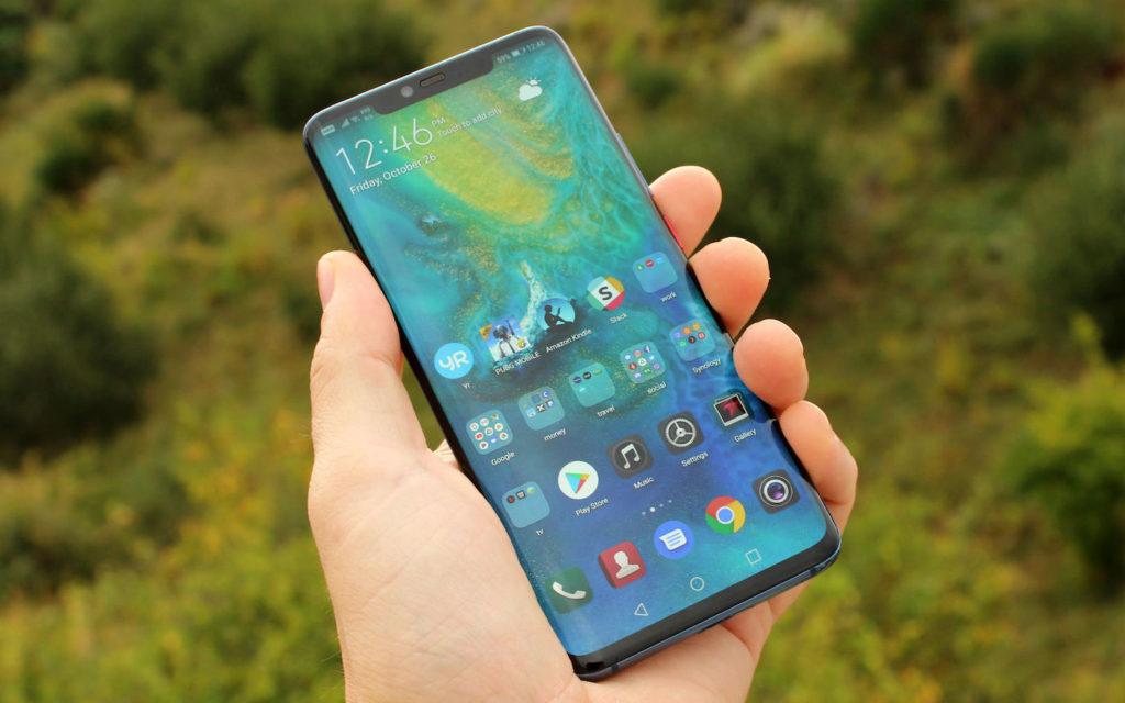 Huawei Mate 20 Pro Ecran 2 1024x640