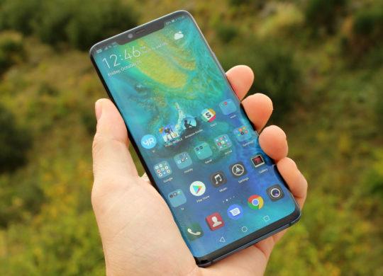 Huawei Mate 20 Pro Ecran 2