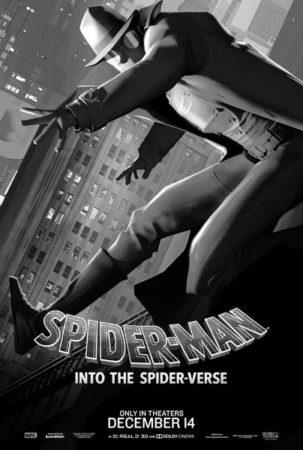 Into The Spider Verse Affiche 3 303x450