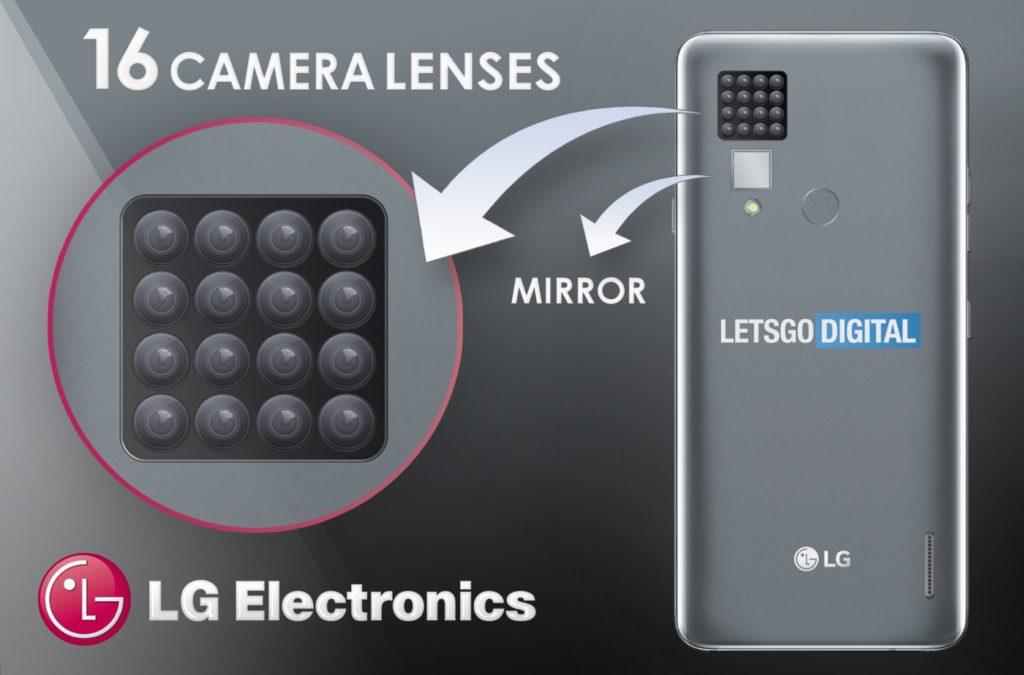 LG Brevet 16 Capteurs Photo Smartphone 1024x675