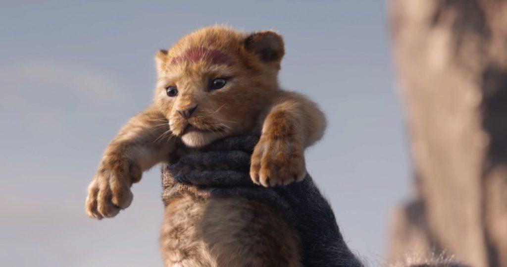 Le Roi Lion 2018 Simba 1024x539